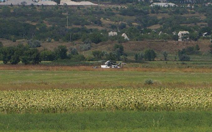 Вертоліт ЗСУ здійснив аварійну посадку на Донбасі: з'явилися подробиці