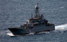 Евросоюз обратился с требованием к РФ из-за критической ситуации в Азовском море
