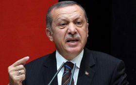 Ердоган вперше відреагував на катастрофічне падіння турецької ліри