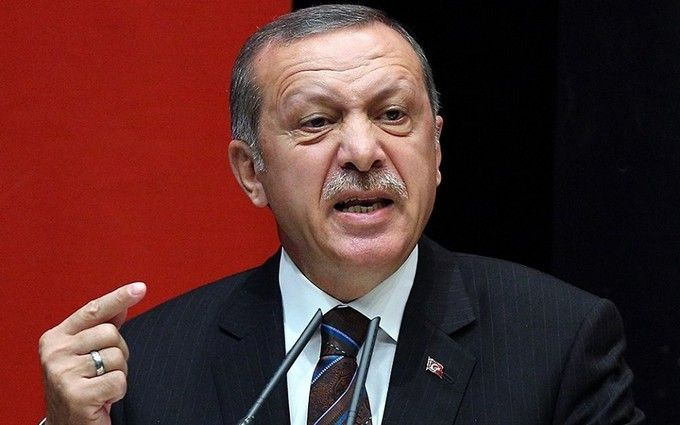 Эрдоган впервые отреагировал на катастрофическое падение турецкой лиры