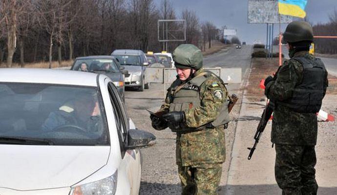 На Донбассе ранены семеро военных: карта АТО