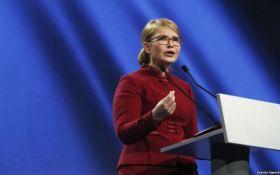 """""""Це приниження"""": Тимошенко записала відео для Зеленського і Порошенко"""