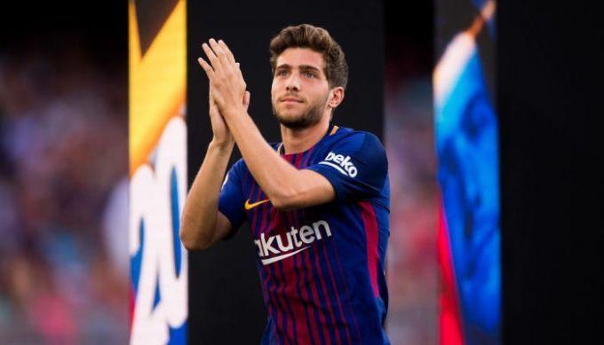 Барселона предложит Серхи Роберто улучшенный контракт — MD