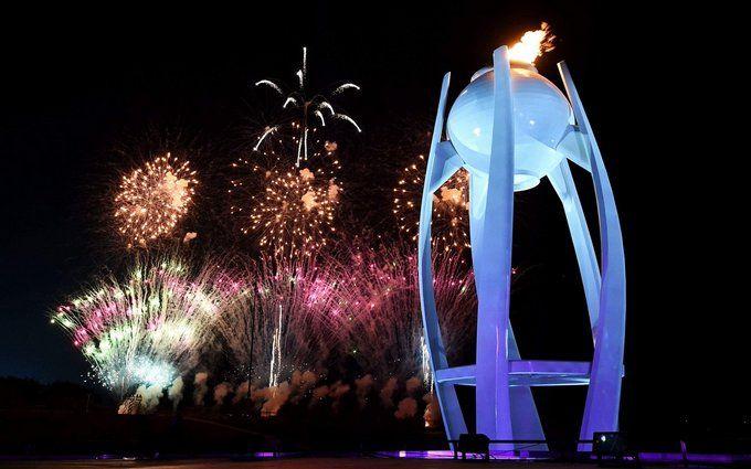 В Пхенчхане завершилась Олимпиада-2018: яркие фото и видео церемонии закрытия