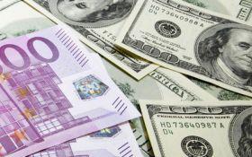 Курсы валют в Украине на четверг, 14 декабря
