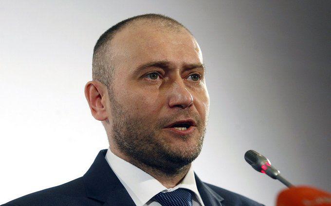 """Ярош весело відреагував на """"привіт"""" від чиновників Путіна"""