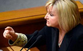 """""""Бляяяя!"""": Луценко вилаялася з трибуни Верховної Ради"""