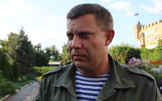 Ватажок ДНР вже незадоволений припиненням вогню