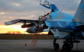 В результате катастрофы Су-27 на Виннитчине погибли два пилота