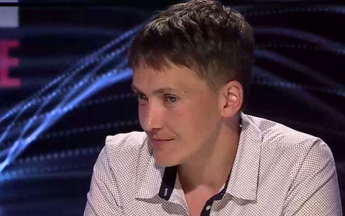 Савченко прокоментувала справу командира «Айдара»: опубліковано відео