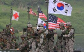 Провокаційна ситуація: в США назвали причину припинення військових навчань з Південною Кореєю