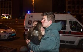 В центре Киева сотрудники пиццерии избили посетителей: опубликовано видео