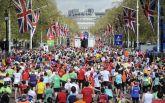 Рекордна кількість: в 2017 році в Лондонському марафоні взяли участь 40 тис. бігунів