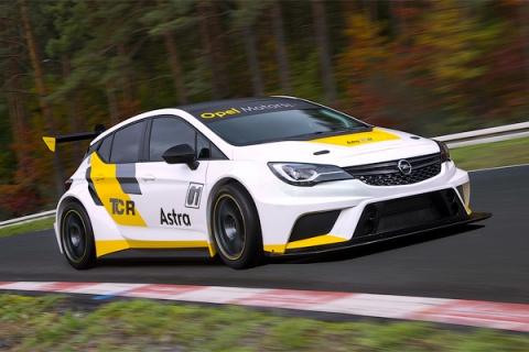 Opel анонсувала гоночний хетчбек Astra (9 фото) (4)