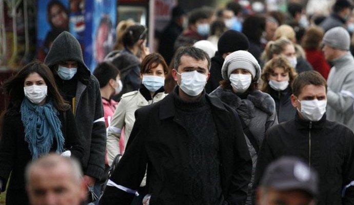 За 1 февраля в Киеве зафиксировано более 7 тыс больных гриппом и ОРВИ