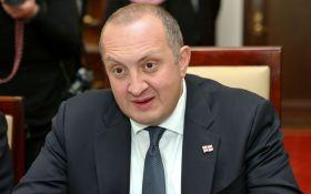 Не нужно бояться называть вещи своими именами: президент Грузии выдвинул громкие обвинения России