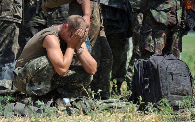 Захоплення в полон бойовиків ДНР: з'явилося відео першого допиту