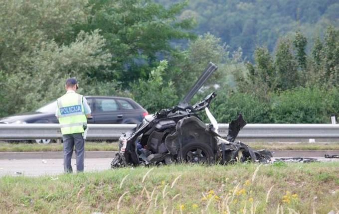 У Словенії в страшному ДТП загинули два футболісти