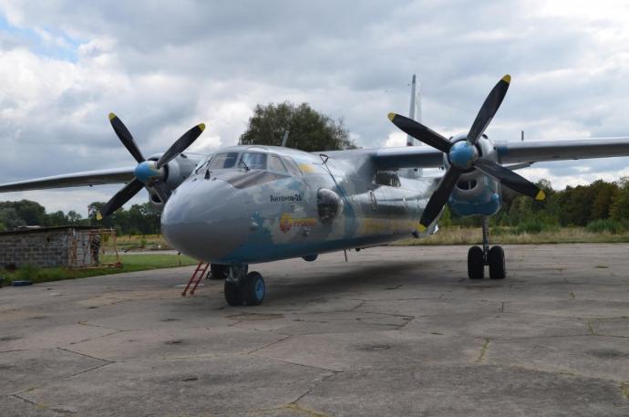 Украинские военные получат самолет