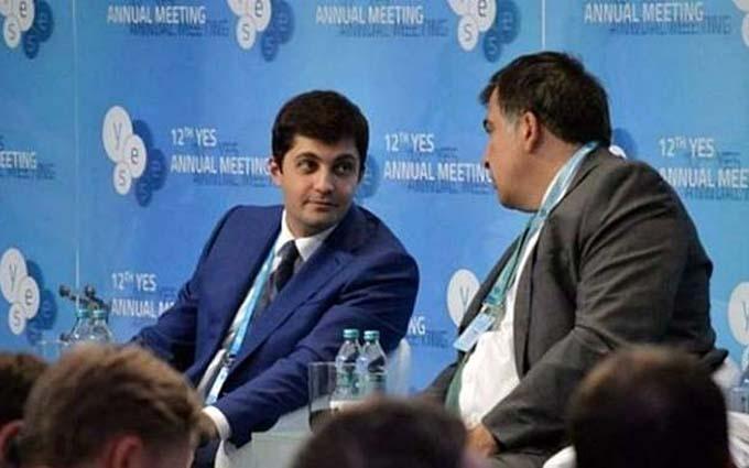 Нічого не змінилося: в соцмережах обговорюють нові партії Лещенко і Сакварелідзе