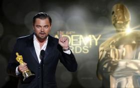 ДиКаприо получил якутский Оскар: появилось фото