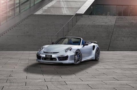 TechArt представила допрацьований кабріолет Porsche 911 Turbo S (10 фото) (1)