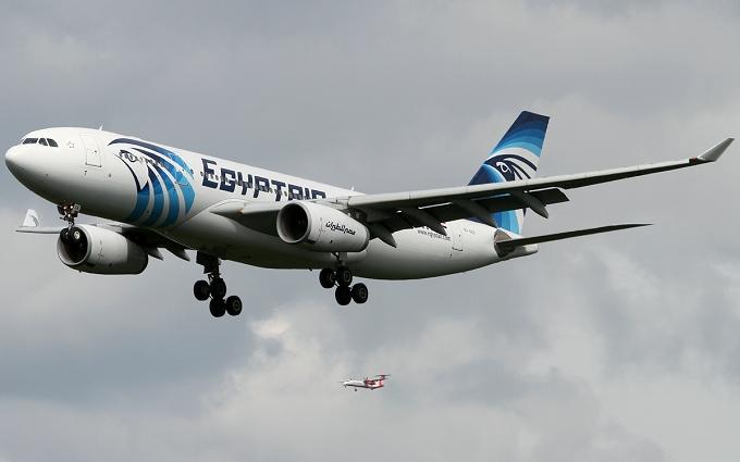 Исчезновение египетского самолета: появились неожиданные подробности