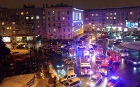 У Санкт-Петербурзі стався вибух в магазині, є постраждалі: з'явилося відео