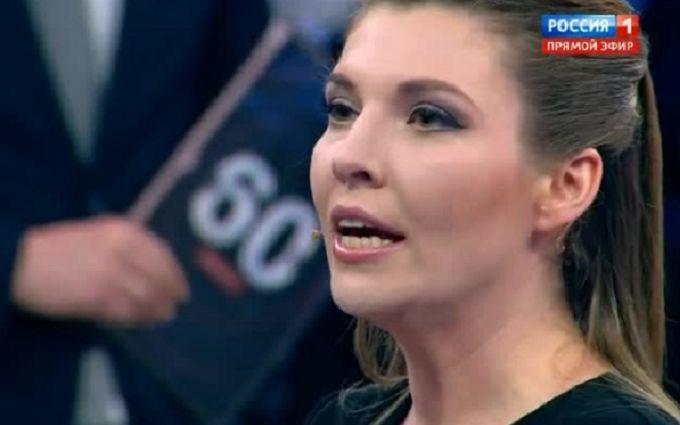 На «России-1» взяли интервью упогибшей вКерчи