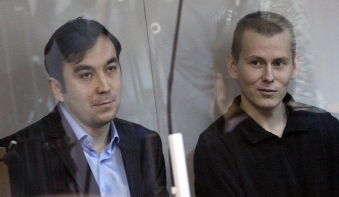 Суд продлил арест Александрова и Ерофеева