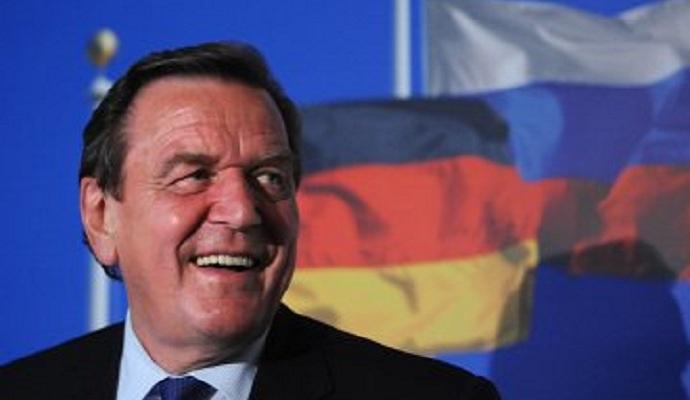 Герхард Шредер вважає абсурдом продовження санкцій проти РФ