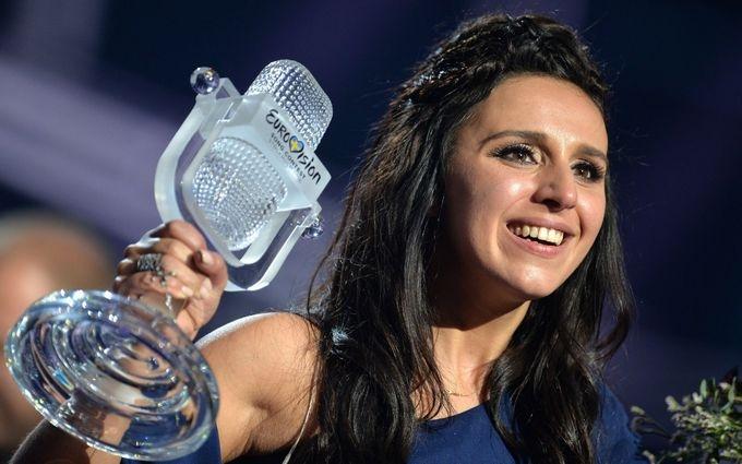 Джамала згадала, як хвацько витанцьовувала на Євробаченні: опубліковано відео