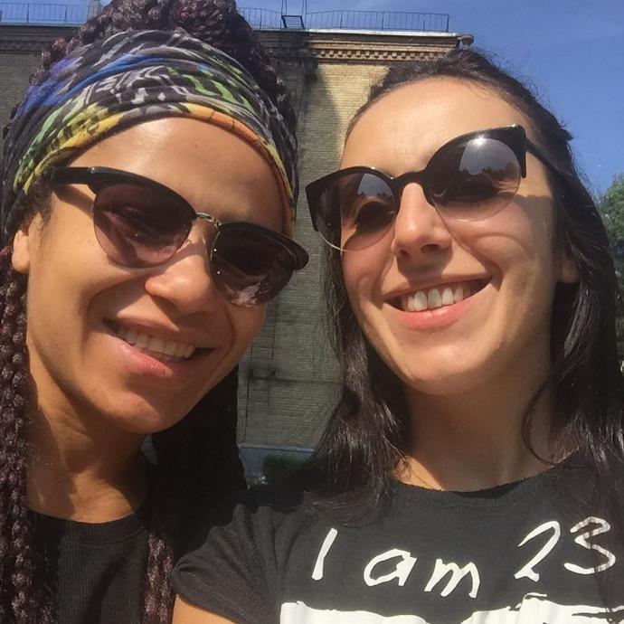 Джамала похвалилася фото із зірковою подругою (1)