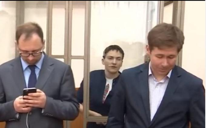 Адвокат Савченко рассказал, что развеселило летчицу в приговоре: появилось видео