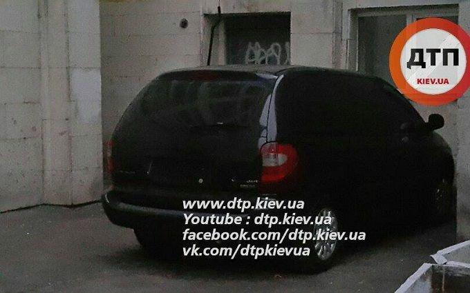 Гучне пограбування в Києві: у справі з'явилися фото і відео