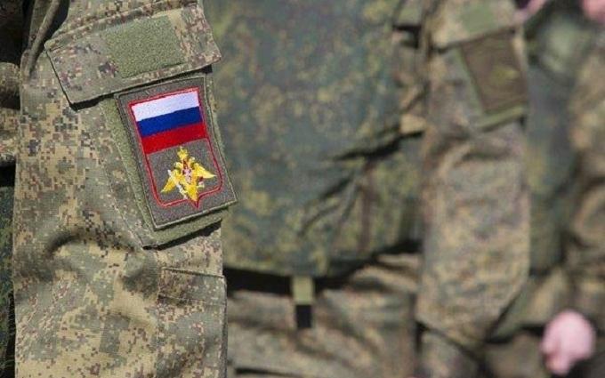 На Донбасі з'явилися нові російські десантники