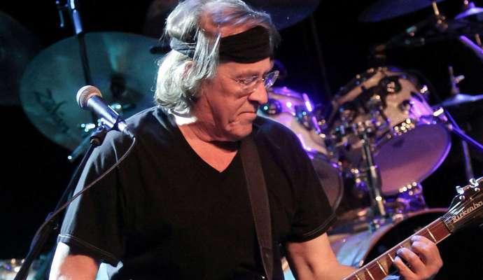 Умер основатель рок-группы Jefferson Airplane