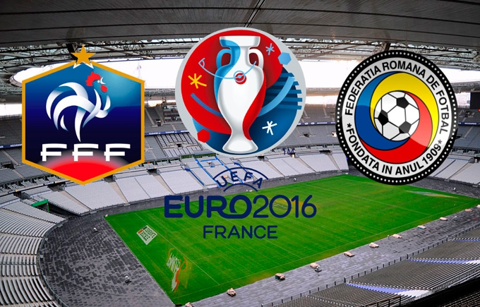 Франція - Румунія: прогноз букмекерів на стартовий матч Євро-2016