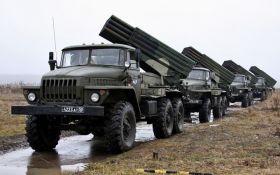 Россия поставила боевикам на Донбасс новую партию тяжелого вооружения - СЦКК