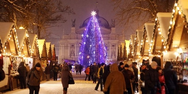 Як цікаво провести новорічні вихідні у Львові (1)
