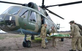 На Светлодарской дуге вражеский снайпер тяжело ранил бойца АТО - штаб