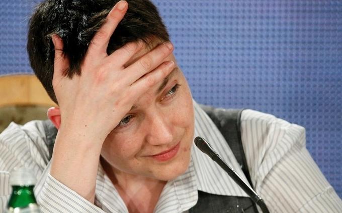 Надя все: Савченко підірвала соцмережі скандальними заявами