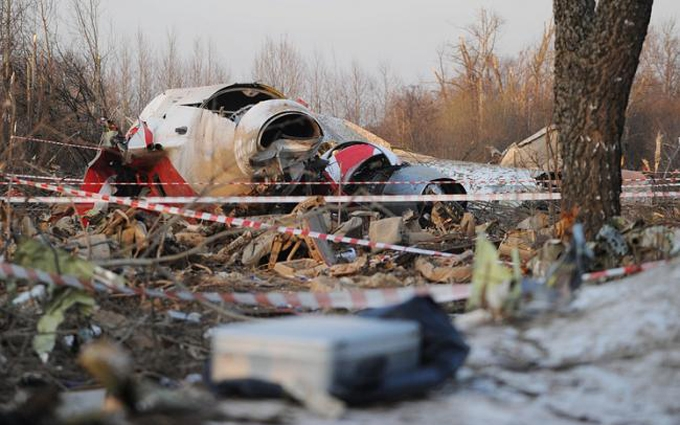 Справа про загибель літака Качинського: у Польщі винесено гучний вирок