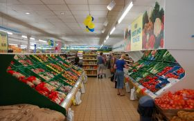 Потребительские цены в Украине неожиданно пошли вниз