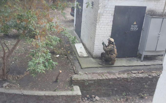 Штурм квартири убивці поліцейських в Дніпрі: з'явились подробиці