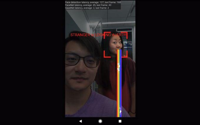 Google научит смартфоны предупреждать подглядывания в экран