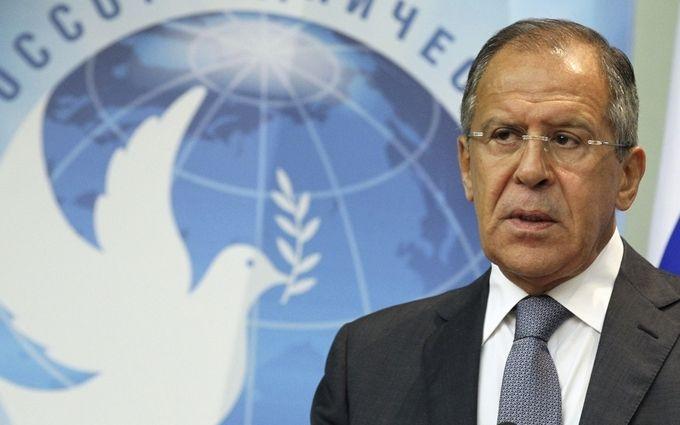 В ООН спіймали на черговий брехні главу МЗС Росії Сергія Лаврова