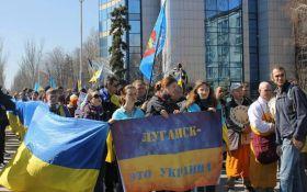 Бойова група сепаратистів їздила між Донецьком і Харковом - очевидець