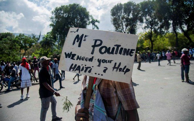 """""""Хай живе Путін!"""": жителі Гаїті збунтувалися проти США і кличуть на допомогу Росію"""