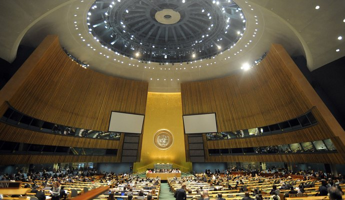 ООН перенесли переговоры по Сирии
